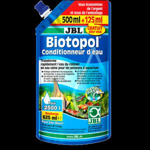 Biocondizionatore acquario JBL Biotopol ricarica 625ml per 2500litri