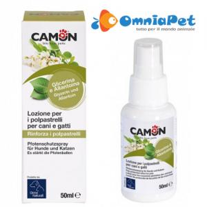 Spray lenitivo per abrasioni e lesioni polpastrelli cani/gatti 50ml